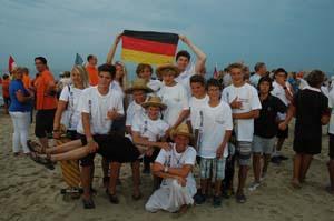 300Team Germany in Sopot