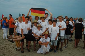 kl_Team Germany in Sopot
